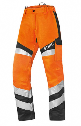 Genuine Stihl FS protective Trousers( High Vis )